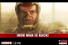 Hollywood red carpet: 'Iron Man 3'