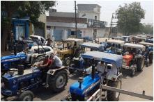 Fuel Price Hike: Ludhiana Farmers Give Up Tractor Keys in Protest