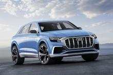 Audi RS Q8 SUV to be Company's Most Powerful Production Model: Report