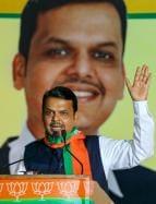 Drought-free Maharashtra & $1 Trillion Economy Target Main Poll Planks, Says Fadnavis