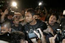 Footballer arrested over missing girlfriend