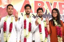 Saffron Holds Sway in Delhi University as ABVP Retains 3 Student Union Seats, NSUI Bags Secy Post