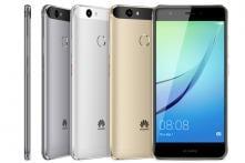 Huawei Unveils Nova Smartphone Range at IFA 2016