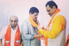 Mahendrasinh Vaghela Quits BJP Just Three Months After Joining Party