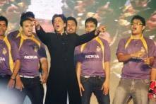Shah Rukh Khan Skypes with Katrina Kaif at 'Jab Tak Hai Jaan' event