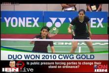 Jwala Gutta, Ashwini Ponnappa set to team up again