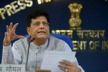 As Rupee Sinks to All-time Low, Piyush Goyal Says it is Going Through a 'Golden Run'