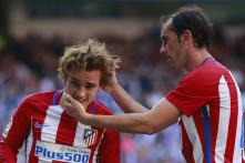 FIFA World Cup 2018: Godfather Godin Won't Give Ground to Griezmann in Q/F