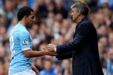 Tevez return is 'impossible,' says Mancini