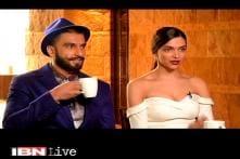 Watch: Ranvir and Deepika share their 'Bajirao Mastani' experience