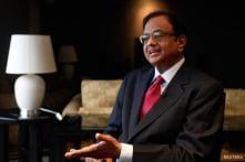 Chidamabaram appreciates restrained language of Economic Survey