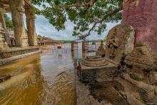 Karnataka Rains: World Heritage Sites, Monuments Flooded in Hampi