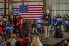 Mentioning Trump and KKK in Same Sentence, Biden Condemns Hate