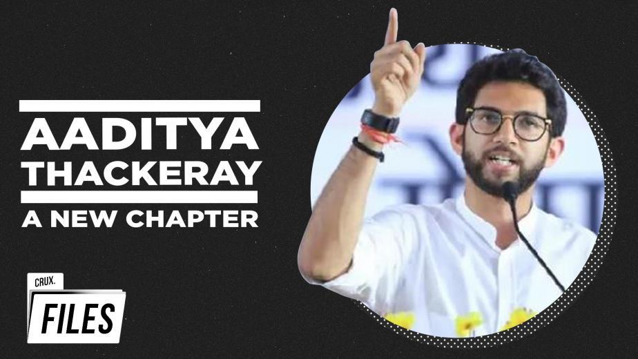 Aaditya Thackeray | Tracing The Crorepati Dynast's Journey to Mainstream Politics