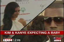 Hollywood minute: Kardashian, West expecting first baby
