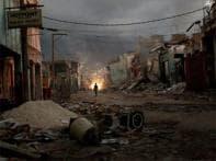 A month since the quake, Haiti still a graveyard
