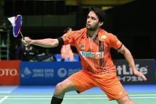 Kashyap Reaches Main Draw of Hong Kong Open