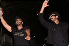 Arjun Kapoor's Hilarious Birthday Wish for 'Industry's Original Chocolate Boy' Ranveer Singh