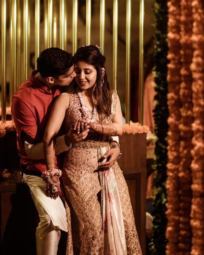PICS: Shweta Tripathi & Chaitanya Sharma's Ring Ceremony