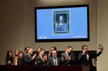 Christie's Hits Record Sales Thanks To Da Vinci's 'Salvator Mundi' Sale
