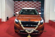 Kia Motors Commences Mass Production of Seltos SUV in India