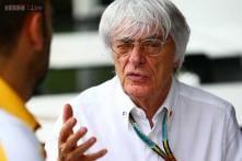 German race looks unlikely in 2015, says Bernie Ecclestone