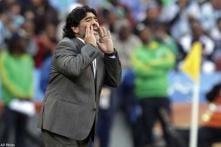 I want to coach Napoli after Benitez, saya Maradona