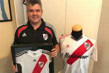 River Plate Fan Starts 15-hour Trek, Instead of Short Drive