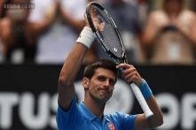 Novak Djokovic wins 1st-round match at Australian Open