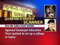Watch: Top serving generals indicted in land scam