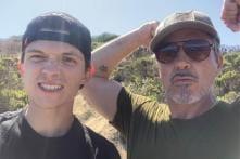 Spider-Man Star Tom Holland Posts Pics With Robert Downey Jr, Says 'We Did It Mr Stark'