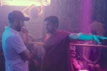 Dhanush's Wacky Dance Moves in TEJOTF Choreographed by Vishnu Deva Grips Internet