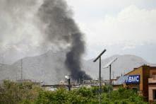 Loud Explosion Rattles Afghan Capital Kabul, Casualties Feared