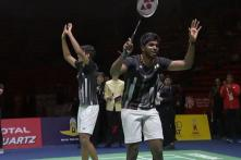 Thailand Open: Rankireddy-Shetty Become 1st Indian Pair to Win BWF Super 500 Tournament