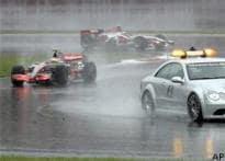 FIA investigating Hamilton for Japanese GP incident