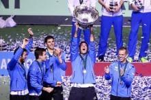 Davis Cup 2016: Argentina Beat Croatia To Clinch Maiden Title