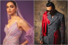 Deepika Padukone Stuns in Purple Ruffled Gown at IIFA Awards Night