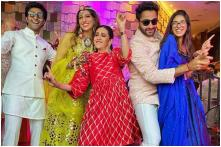 Karisma Kapoor Does a Happy Dance at Cousin Armaan Jain's Mehendi, Shares Pics of Pre-Wedding Functions