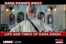 Dara Singh dies: TV's 'Hanuman' and Bollywood's grandpa