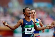 Narendra Modi, Sachin Tendulkar Applaud Hima Das For Winning Five Gold Medals in a Month