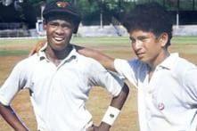Tendulkar Rekindles Memories With Picture of Himself & Kambli as Kids