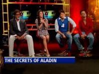 Watch: Big B, Ritiesh talk about <i>Aladin</i>