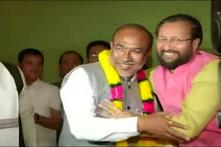 Biren Singh Takes Oath as First BJP Chief Minister of Manipur