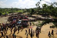 Fires Rage in Rakhine as Myanmar Army Blames Rohingya for Mosque Blast