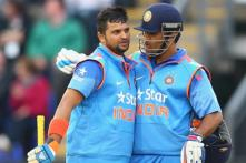MS Dhoni Gets Angry Quite Often, Reveals Suresh Raina