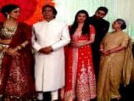 Photos: Inside Kunal Kapoor and Naina Bachchan's grand wedding reception
