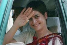 Priyanka takes jibe at Modi, warns against concentration of power