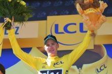Chris Froome Wins Third Tour de France