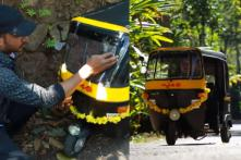 Kerala Dad Has the Best Gift For His Mohanlal Movie Fan Kids: A Fully Functional Mini Auto