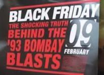 <I>Black Friday</I> on Thackeray watch list